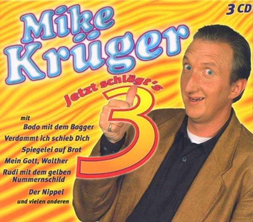 Mike Krüger Jetzt Schlägts 3 3 Cd Hitparadech